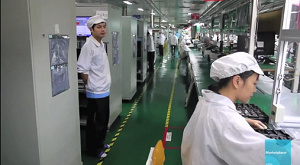 Foxconn admits to using child labor for interns